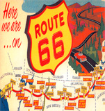 Grahams Swain Route 66 Travelogue